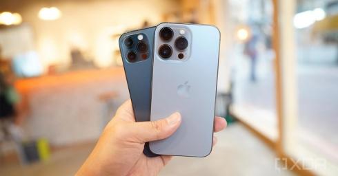 [X.DA] Trên tay iPhone 13 Pro và iPhone 13 Pro Max, thiết kế sang trọng, màn hình 120Hz, Pin lớn hơn