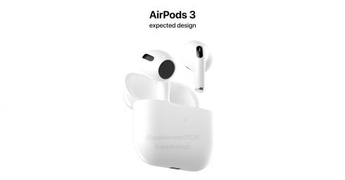 Apple có thể trình làng AirPods mới ngay trong tuần sau