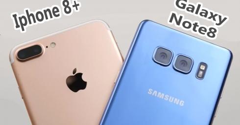 iPhone 8 là smartphone mạnh mẽ nhất thế giới, nhanh hơn 54% so với Note8