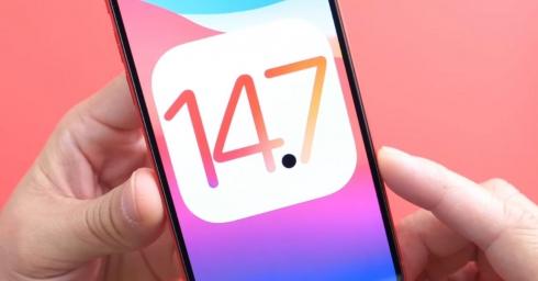 Phiên bản chính thức của iOS 14.7 chuẩn bị được phát hành đến người dùng iPhone