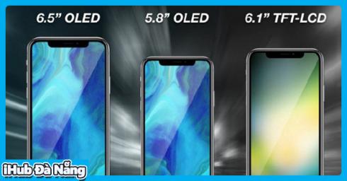 Lộ diện màn hình lớn và bộ số hoá của iPhone X Plus tại Việt Nam