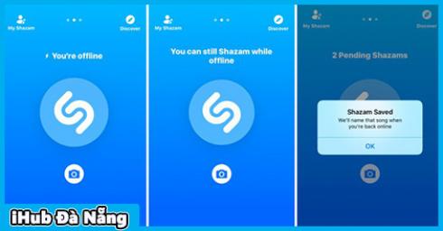 Vừa về tay Apple, Shazam đã tung ra tính năng offline mới cho người dùng iOS