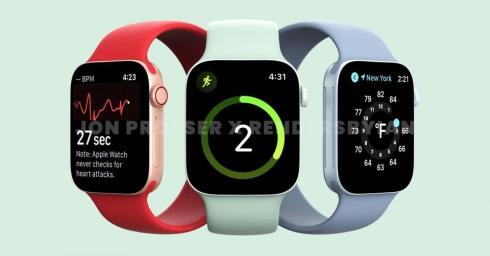 Apple Watch với cảm biến nhiệt độ cơ thể sẽ ra mắt vào năm 2022