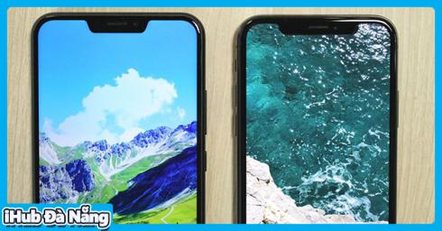 Các điện thoại Android vẫn vướng nhiều rào cản để có được thiết kế viền mỏng như iPhone X