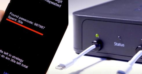 Công cụ bẻ khóa iPhone giá 15 ngàn đô đã trở thành cục chặn giấy vì ... iOS 12