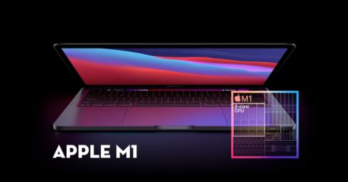 Dòng chip Apple M1 cho MacBook- Bước nhảy vọt khổng lồ của nhà Táo
