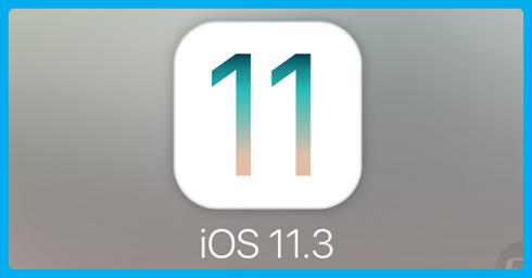 iOS 11.3 đã phát hành... nhưng chỉ dành cho iPad mới ra mắt