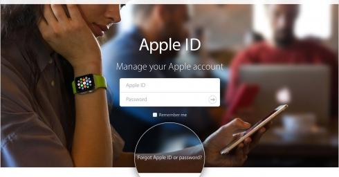 Lấy lại mật khẩu iCloud trong
