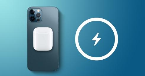 iPhone 13 series sẽ có tính năng sạc ngược không dây, không lo AirPods đột ngột hết pin?