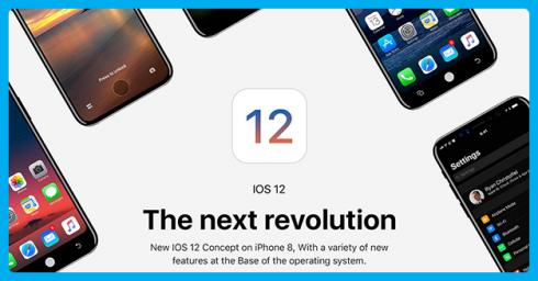 Apple hé lộ thời gian ra mắt iOS 12