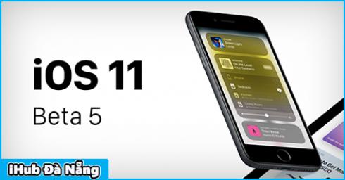 Hướng dẫn cách cập nhật iOS 11.1 beta 5: Sửa nhiều lỗi, cải thiện hiệu năng