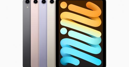 iPad mini chính thức: thiết kế mới, màn hình 8.3 inch, hiệu năng cao, giá từ 499 USD