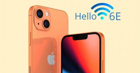 Toàn bộ thiết bị thuộc dòng iPhone 13 đều sẽ hỗ trợ chuẩn kết nối Wi-Fi 6E mới, giúp cải thiện tốc độ và phạm vi