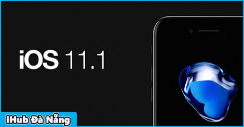 iOS 11.1 sẽ cải thiện đáng kể thời lượng sử dụng pin trên tất cả iPhone
