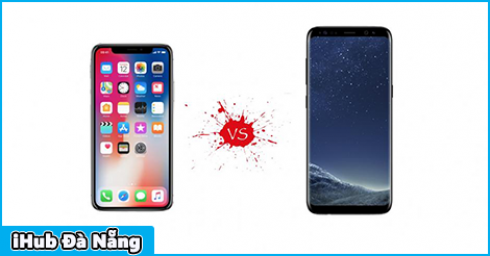 Chưa cần dùng đến iPhone X, Apple vẫn đang đè bẹp cả thế giới Android.