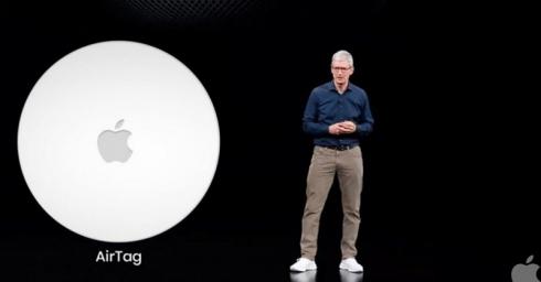 Phụ kiện định vị, theo dõi đồ vật Apple AirTags sẽ sớm ra mắt với 2 kích cỡ khác nhau
