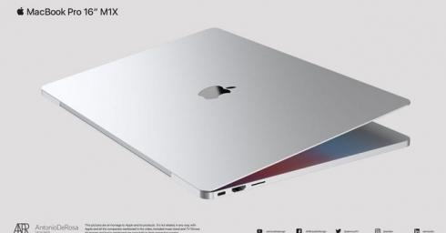"""MacBook Pro thế hệ tiếp theo nhá hàng thiết kế cực chất thông qua loạt ảnh concept đẹp """"lịm tim"""""""