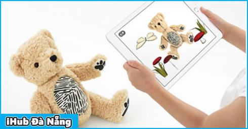 Ngoài iPhone, giờ đây Apple còn bán cả thêm cả gấu bông