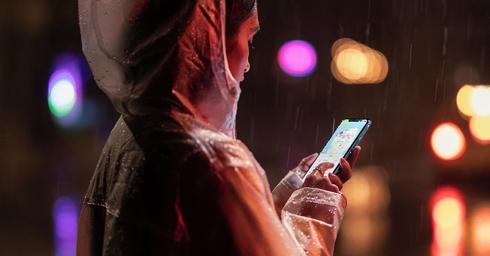 Apple đang tìm cách để chúng ta có thể dùng iPhone dưới mưa
