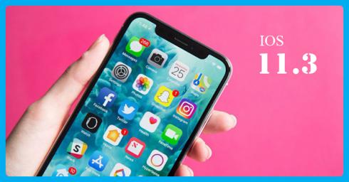 Apple phát hành iOS 11.3 chính thức, mời anh em cập nhật ngay