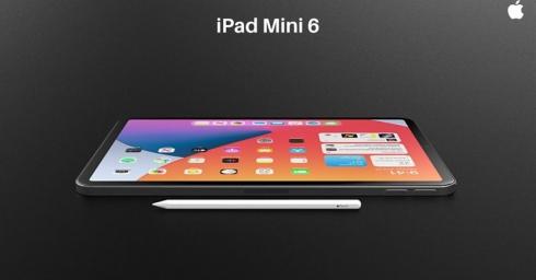 Rò rỉ thông tin cấu hình chi tiết của một nguyên mẫu iPad mini 6: Màn hình 8.5 inch, chip A14 Bionic, hỗ trợ cả bút Pencil 2