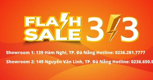 Flash Sale 3/3 - Rẻ Bất Ngờ - Quà Lớn Đón Chờ