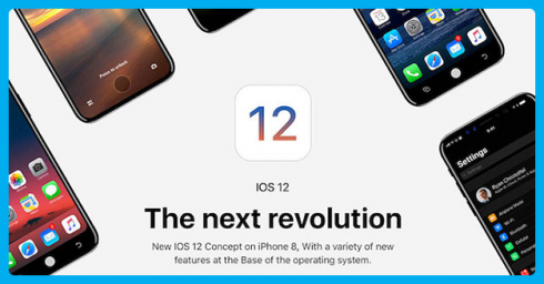 Apple sẽ ra mắt iOS 12 vào ngày 4/6 với nhiều cải tiến mới