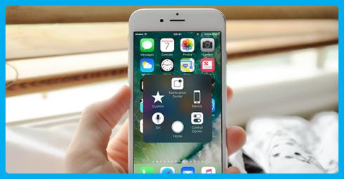 Đây là cách giúp bạn tối ưu nút Home ảo trên iPhone và iPad