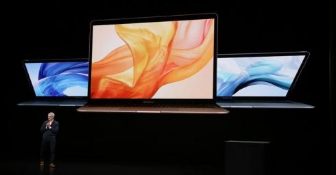 Macbook Air nâng cấp toàn diện: Màn hình retina, thiết kế mới.... giá từ 1199 USD