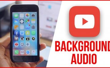 Hướng dẫn xem YouTube trong khi làm việc khác trên thiết bị iOS