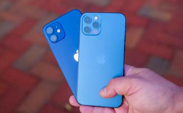Màn hình iPhone 12 bền hơn iPhone 11 nhưng mặt lưng dễ xước không kém