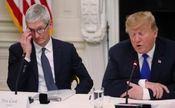 Apple đã hợp tác khi cung cấp 90% trong tổng số yêu cầu chia sẻ dữ liệu người dùng từ chính phủ Mỹ