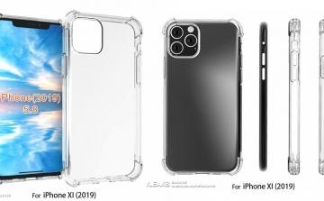 Nhà sản xuất phụ kiện tiết lộ thiết kế của iPhone 2019