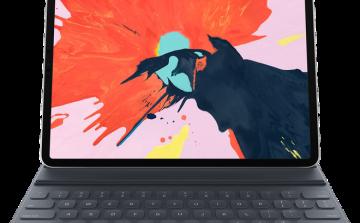 Apple sắp ra mắt bàn phím tích hợp bàn rê cho iPad Pro