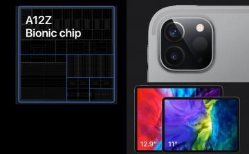 Điểm Antutu của iPad Pro 2020: vượt ngưỡng 700,000 điểm, hiệu năng GPU tăng 9%