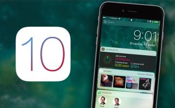 Cách khắc phục một số vấn đề của iOS 10