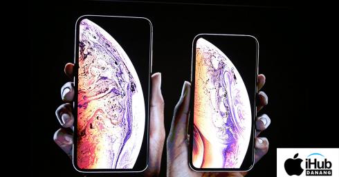Cận cảnh bộ đôi iPhone Xs và Xs Max Apple vừa trình làng