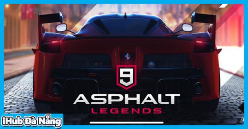Tựa game đua xe nổi tiếng Asphalt 9: Legends âm thầm ra mắt, đồ họa đẹp hơn rất nhiều