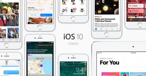 iOS 10 bản chính thức sẽ cho tải về vào ngày 13/9