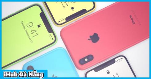 Sẽ ra sao nếu Apple ra iPhone Xc, phiên bản...vỏ nhựa cực đáng yêu của iPhone X?