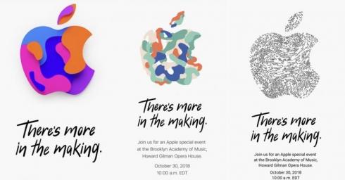 Apple gửi thư mời sự kiện ra mắt thế hệ iPad và MacBook mới vào ngày 30 tháng 10 sắp tới