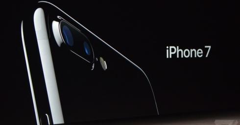 iPhone 7 ra mắt, chống nước, camera