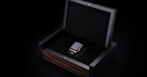 'Đã mắt' với chiếc Apple Watch Series 4 phiên bản mạ vàng trị giá 2.200 USD