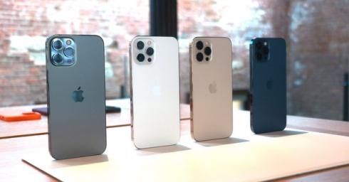 iPhone 12 Pro Max cháy hàng tại Mỹ ngay ngày đầu nhận đặt trước
