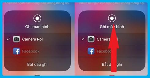Hướng dẫn quay video màn hình có âm thanh trên iOS 11