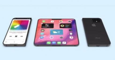Apple đẩy nhanh tiến độ thử nghiệm iPhone màn hình gập