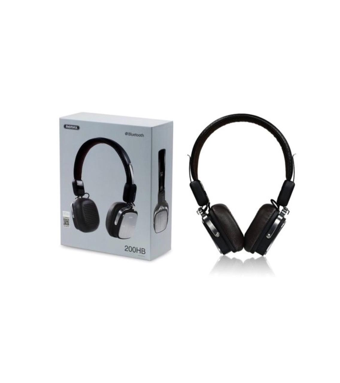 Tai Nghe HEADSET Bluetooth Remax 200HB