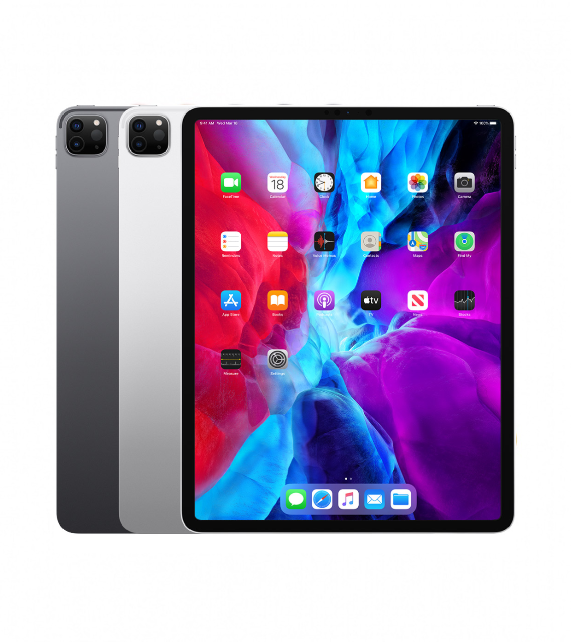 IPAD PRO - 12.9 INCH M1 (WIFI) CHƯA ACTIVE VN/A - 30.090.000