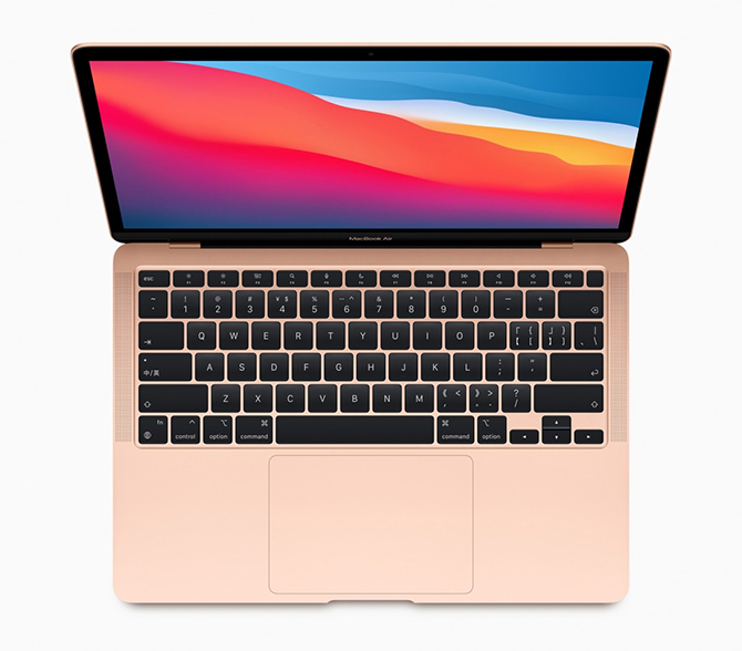 MacBook Air M1 2020  (LL/A) - 25.490.000